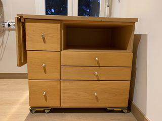 Urge vender Mueble de cajones escritorio