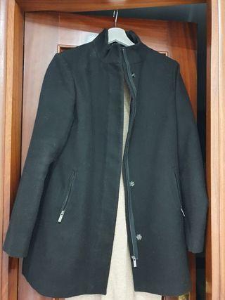 abrigo mujer de paño