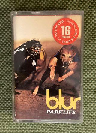 Cassette Blur - Parklife