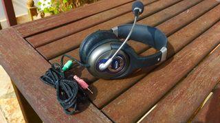 Auricular NGS con micrófono