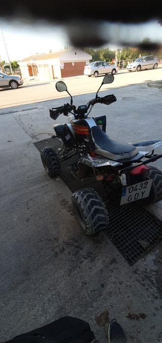 cuad shinerai 200 cc