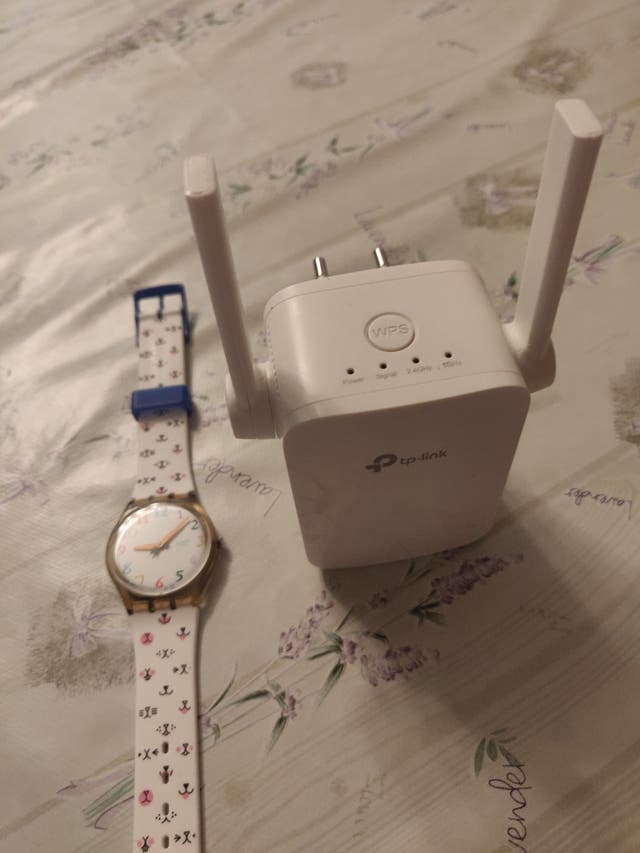 TP-LINK Extendedor/ Amplificador/ Repetidor wifi