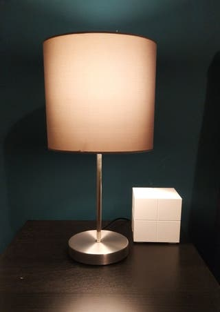 Table lamps - Grey