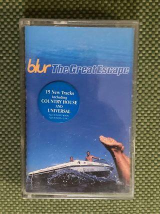 Cassette Blur - the Great Escape