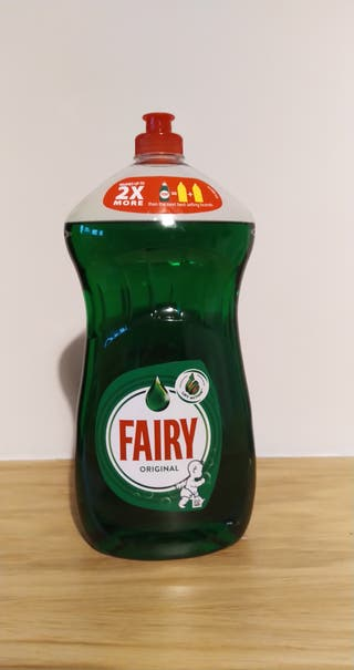 Fairy - Cleaning products