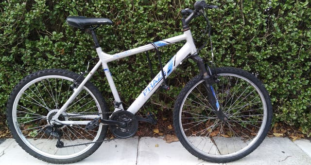 24'' Bike - Fair condition and better price