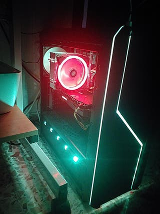Pc Gaming Xeon, 16Gb, Gtx 1060 6gb G1 gaming