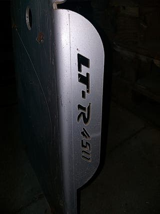 cubrecarter ltr 450