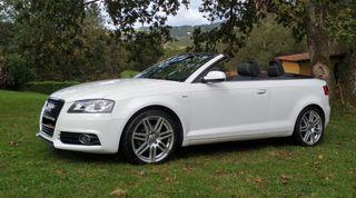 Audi Cabriolet 2011