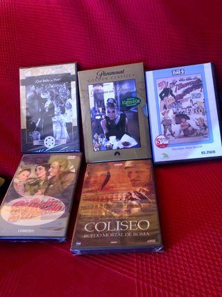 PRECINTADAS Peliculas en DVD