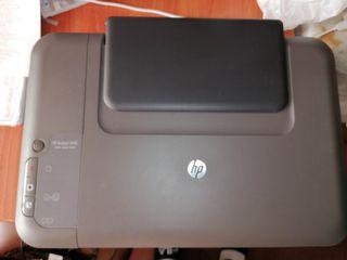 impresora hp deskjet 1050