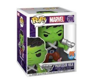 funko pop professor Hulk 705