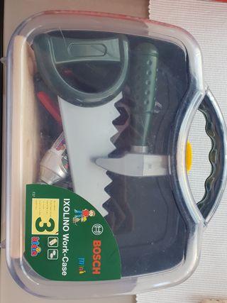Caja herramientas marca BOSCH