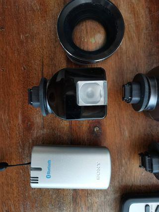 cámara video profesional full HD 60Gb