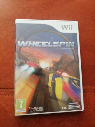Wheelspin para WII