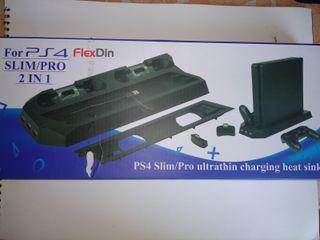 Soporte Vertical Playstation 4