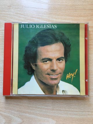 JULIO IGLESIAS CD HEY