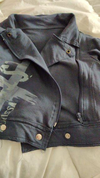 chaqueta corta talla 12-14