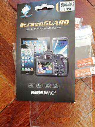 protector pantalla bq Aquaris 4.5