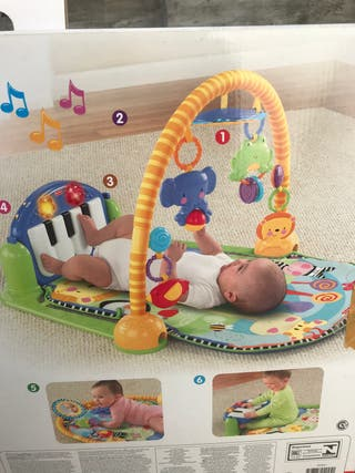 Gimnasio Bebé Fisher-Price
