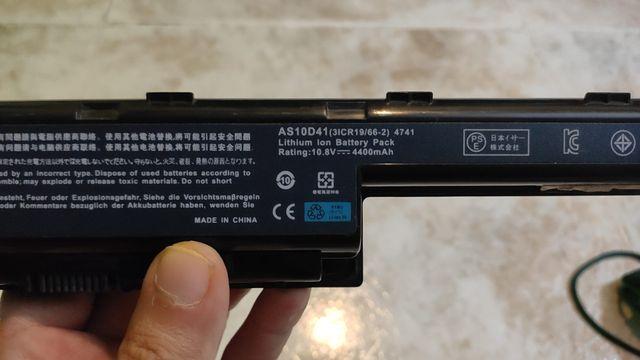 Bateria ACER Aspire AS10D41
