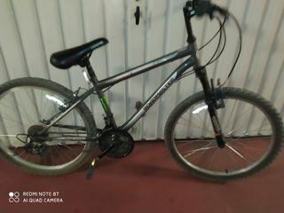 bicicleta de montaña,,24 pulgadas...