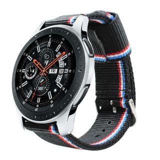 Correa Lineblack 22MM Francia para Samsung Gear S3