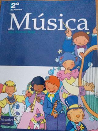 Música, Segundo Primaria