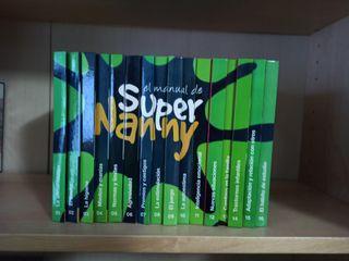 colección súper nanny