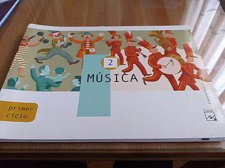 Música. Segundo Primaria.