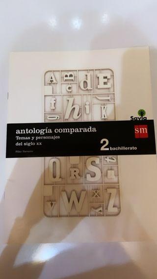 Lengua antología comparada 2 de bachillerato