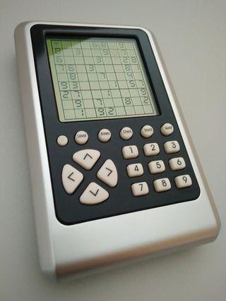 Maquina sudoku