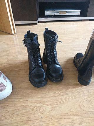 botas talla 35