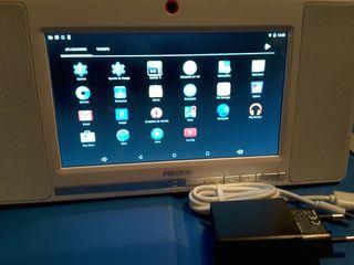 prixton minicadena TM100 tablet de 7
