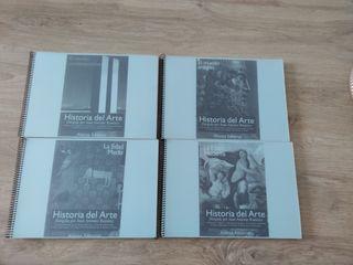 Lote libros Historia del arte - Universidad