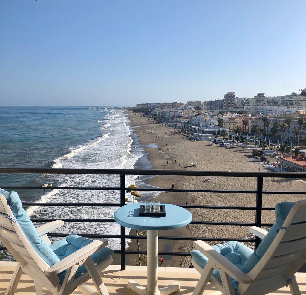 Escapadas/Vacaciones en primera línea de playa (Torremolinos, Málaga)