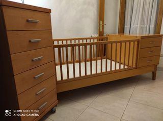 habitacion de bebe