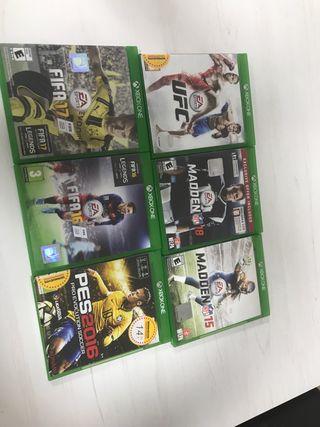 Juegos Xbox one todos a 15€