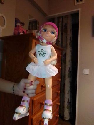 Nancy muñeca patinadora