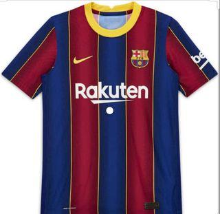 Camiseta Hombre Barça 2020-2021