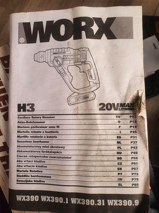 WORX H3