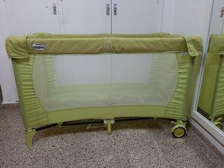 En venta Cuna parque, bolso Chicco, Portabebé