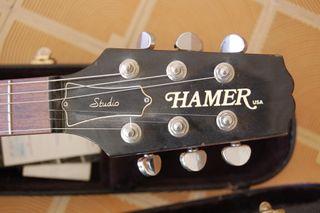 Guitarra electrica Hamer Studio
