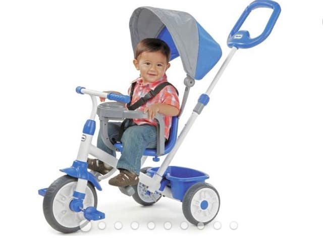 Young one's to Toddler tricycle