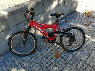 bici para niño de 6a9