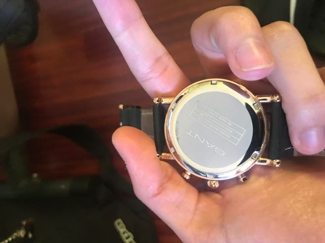Reloj Gant