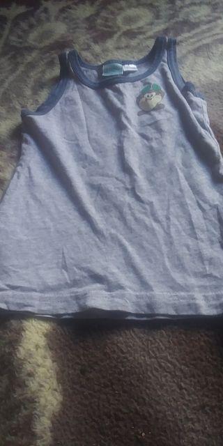 camiseta niño talla 98/104