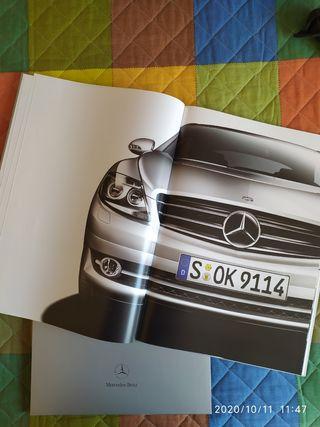 Catálogo Mercedes CL 500