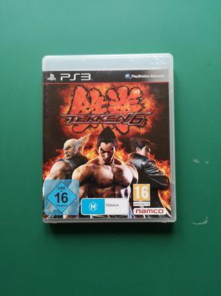 Tekken 6 para Play Station 3