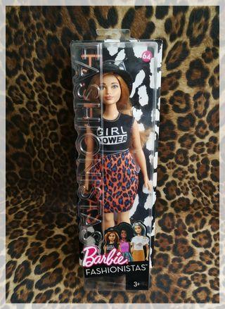 Barbie Fashionista Curvy 64